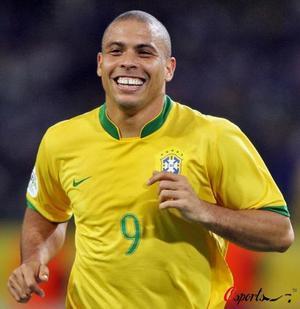Ronaldo сыграет за Бразилию на ЧМ 2010