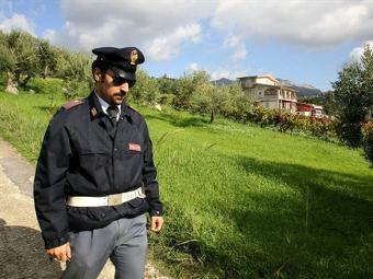 Сицилиец на Новый год спрятался от семьи в тюрьме