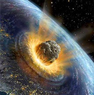 Земле угрожает огромный метеорит