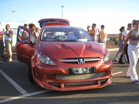 Тюнинг автомобилей Пежо (фото)