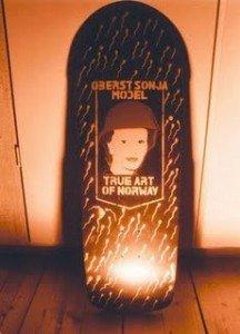 Норвежский скейтбординг в 80-е годы прошлого века