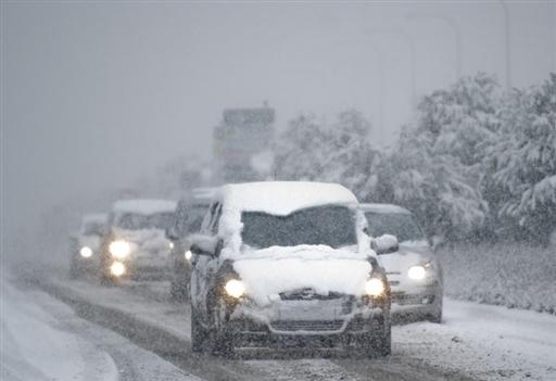 На 6 января в Беларуси объявлено штормовое предупреждение