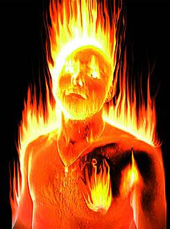 Сгоревшие изнутри