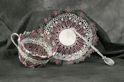 Квиллинг - модное рукоделие