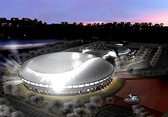 У Чижовки будет своя арена