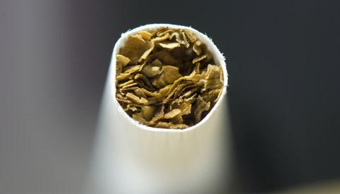 Сигарета, набитая ядом
