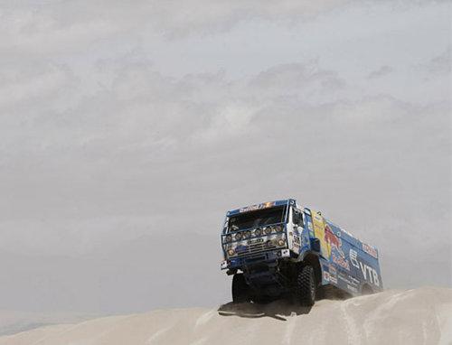 (ОПРОС)Дакар 2010: Четвертый этап. Покорение Атакамы