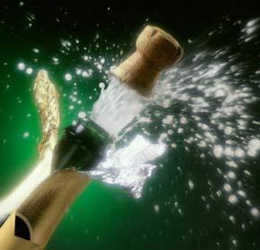 Осторожно: шампанское может быть ЯДОМ!