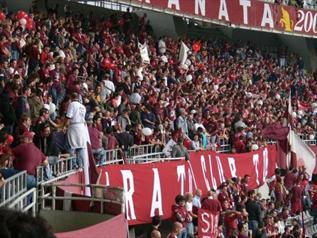 """Итальянские Фанаты вновь применили грубую физическую силу в отношении своих футболистов, """"отличились"""" поклонники Торино !"""