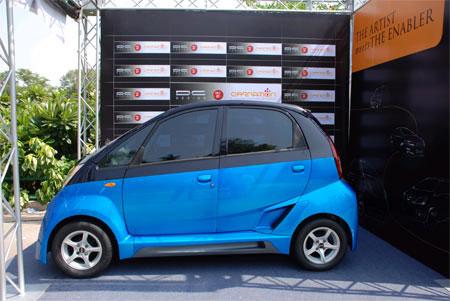 Tata Nano за 220 000 долларов