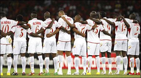 Сборная Того все таки покидает Кубок Африки !