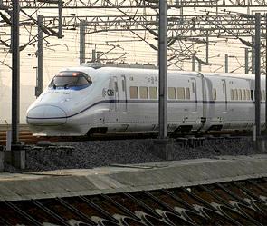 Китай запустил самый быстрый поезд в мире