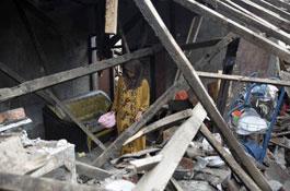 Тысячи людей могут быть под завалами после землетрясений на Гаити