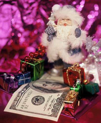 Кризис не помешал белорусам серьезно потратиться за прошедшие праздники