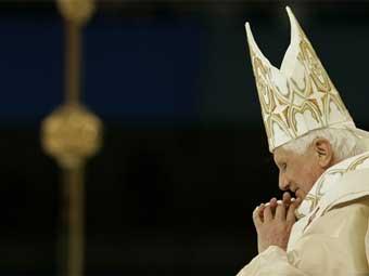 Папа Римский простил толкнувшую его паломницу
