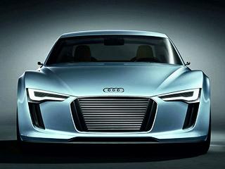 Фирма Audi сделает спорткар R4 на базе последнего концепта e-tron