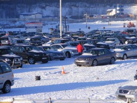 В Минске невозможно купить новый автомобиль