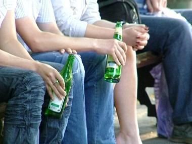 За распитие пива на улице будут штрафовать на 100 долларов и арестовывать