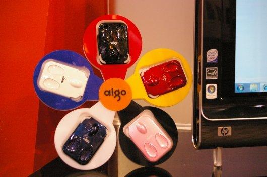 Algo Glide — мышь нового поколения