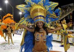 16 января - Карнавал в Аргентине