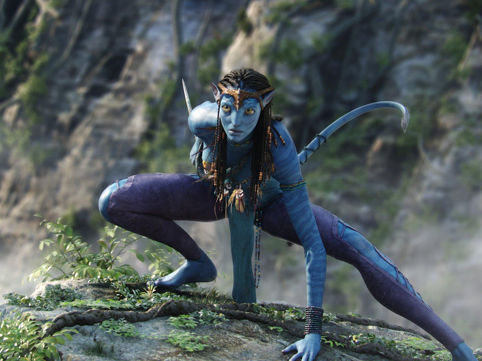 Обои к фильму Аватар / Avatar /-HitShow.net.ua.
