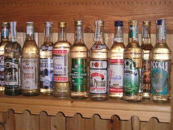Шотландцы выпивают в год по 46 бутылок водки