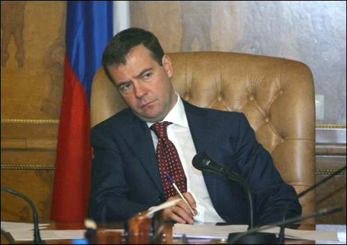 Дмитрий Медведев написал ответ на письмо Александра Лукашенко