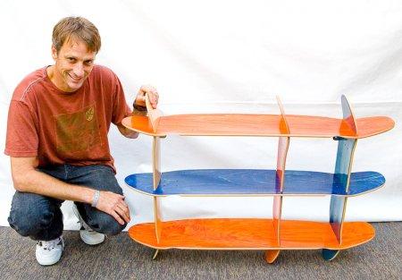 Мебель настоящего скейтера
