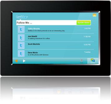 Фоторамка eStarling TouchConnect