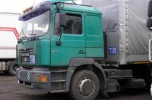 ГАИ Минска займется парковкой грузовиков в неустановленных местах