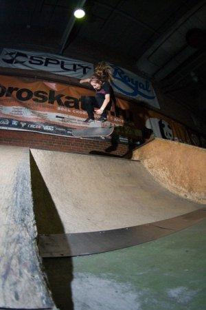 Бася Трошанина. У женского скейтбординга есть будущее!