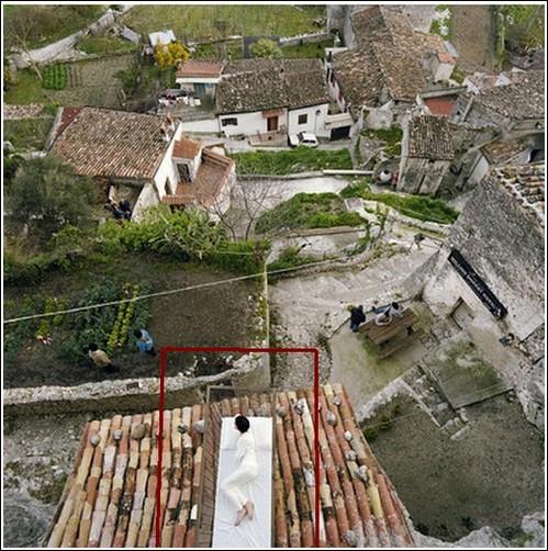 Необычный отель в Италии