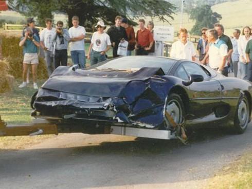 10 самых дорогих аварий в мире
