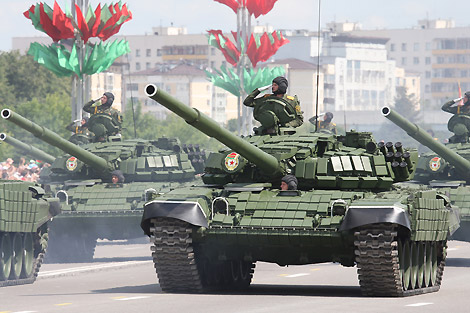 США назвали Беларусь крупным поставщиком вооружений