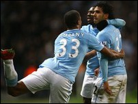 Манчестер Сити vs Манчестер Юнайтед (ВИДЕО,лучшие моменты матча)