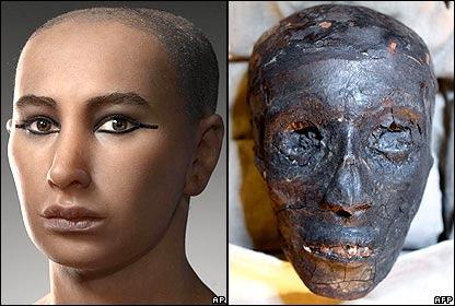 Тутанхамон погиб в авиакатастрофе