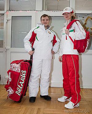 Спортивную форму для белорусских олимпийцев пошили китайцы
