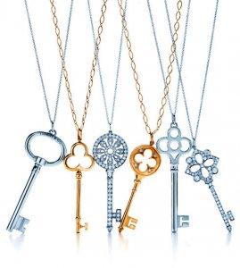 Ключик от «Tiffany & Co» не только от сердца, но и от сейфа