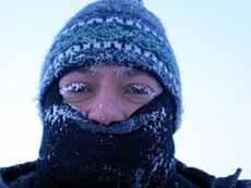 Сильные морозы в Минске продержатся до середины следующей недели