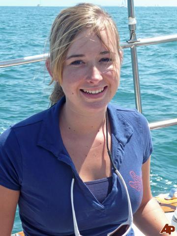 16-летняя американка отправилась по морю вокруг света