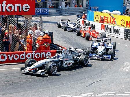 """Автоспорт: в """"Формуле-1"""" запретили двойные диффузоры"""