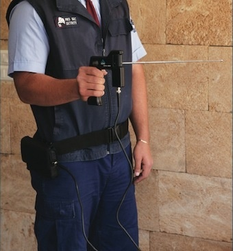 В Ирак поставляли фальшивые детекторы взрывчатки