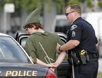 Странные арестанты