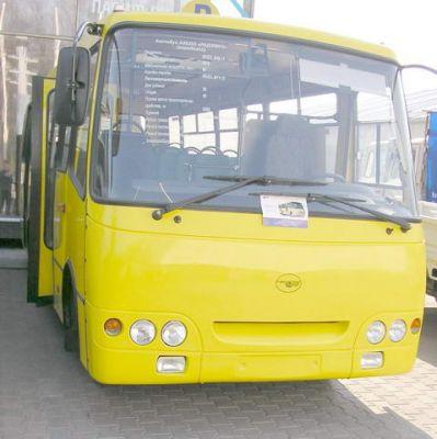 В Гродно лицеист угнал автобус