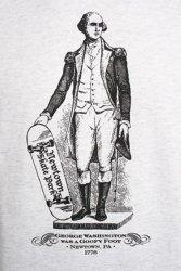 Джордж Вашингтон был гуфи!