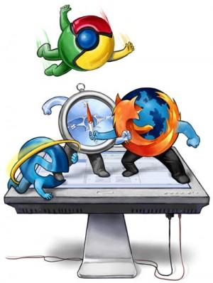 Идеализм – начало конца Firefox?
