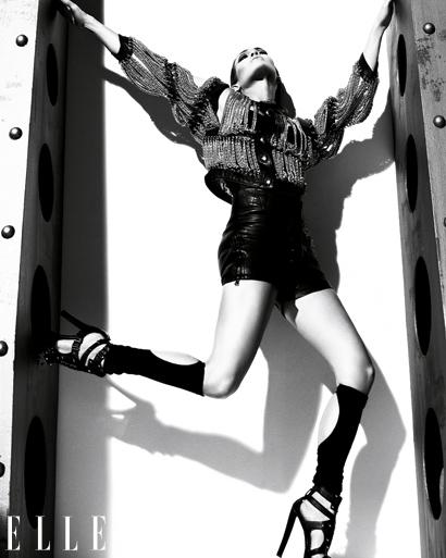 Дженнифер Лопес (J. Lo) в журналах ELLE и Latina