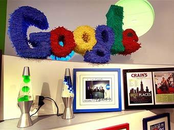 Хакеры пробрались в Google.RU через друзей сотрудников