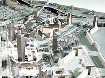 """Первые дома в """"Минск-Сити"""" построят в 2011 году"""