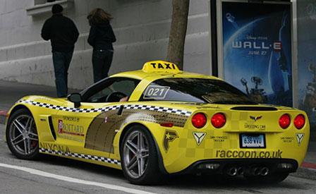 Не бюджетное такси